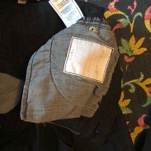 Frame Denim Jeans - FRAME black skinny denim